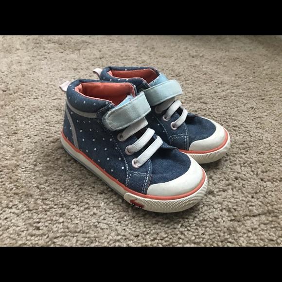See Kai Run Shoes | Size 8 High Top